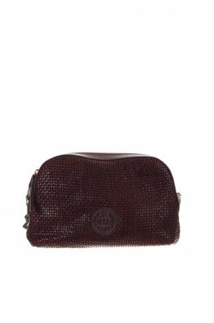 Damska torebka Massimo Dutti, Kolor Brązowy, Skóra naturalna, Cena 348,25zł