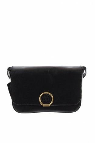 Damska torebka Massimo Dutti, Kolor Czarny, Skóra naturalna, Cena 208,25zł