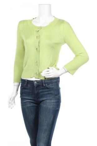 Дамска жилетка One Touch, Размер M, Цвят Зелен, Цена 3,00лв.