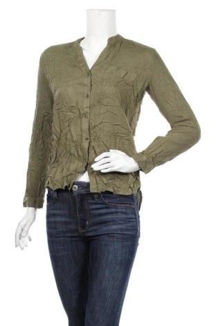 Дамска риза Atmosphere, Размер S, Цвят Зелен, Вискоза, Цена 19,95лв.