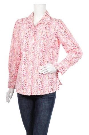 Дамска риза Belly Button, Размер M, Цвят Многоцветен, Памук, Цена 3,02лв.