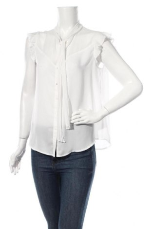Дамска риза Mint & Berry, Размер L, Цвят Бял, Полиестер, Цена 22,80лв.