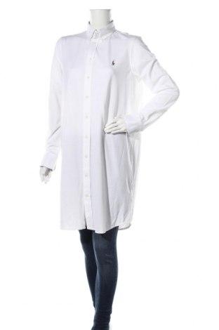Дамска риза Ralph Lauren, Размер XL, Цвят Бял, Памук, Цена 96,75лв.