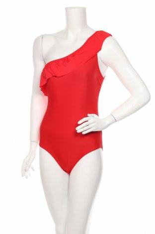 Дамски бански Guillermina Baeza, Размер M, Цвят Червен, 90% полиамид, 10% еластан, Цена 43,80лв.