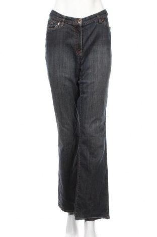 Дамски дънки Atelier GARDEUR, Размер L, Цвят Син, 98% памук, 2% еластан, Цена 11,03лв.