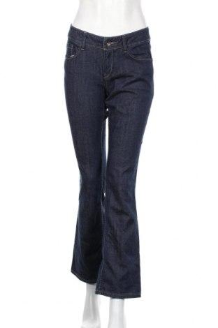 Дамски дънки Esprit, Размер M, Цвят Син, 99% памук, 1% еластан, Цена 15,12лв.