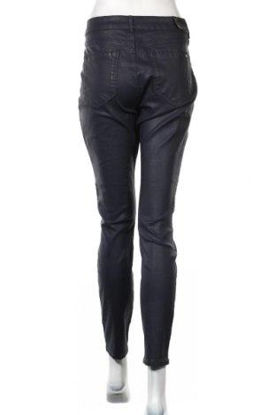 Дамски дънки Massimo Dutti, Размер XL, Цвят Син, 98% памук, 2% еластан, Цена 51,35лв.