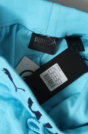 Дамски къс панталон Fenty Puma by Rihanna, Размер M, Цвят Син, 80% памук, 20% полиестер, Цена 126,75лв.