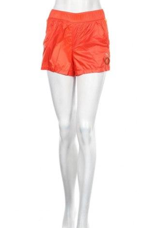 Дамски къс панталон Fenty Puma by Rihanna, Размер XS, Цвят Червен, Полиамид, Цена 126,75лв.