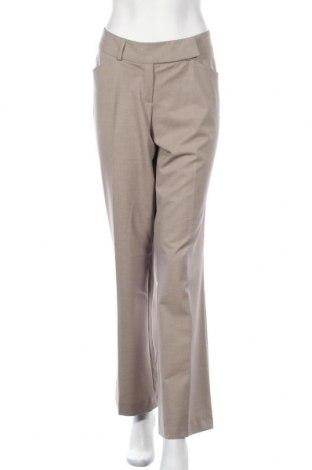 Дамски панталон Comma,, Размер L, Цвят Бежов, 68% полиестер, 29% вискоза, 3% еластан, Цена 21,15лв.