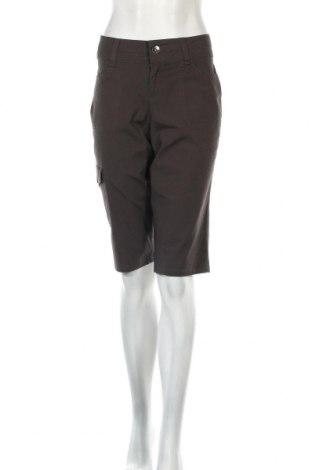 Дамски панталон DKNY Jeans, Размер M, Цвят Сив, 98% памук, 2% еластан, Цена 10,40лв.