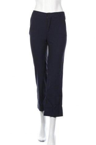 Дамски панталон Larose, Размер S, Цвят Син, 97% полиестер, 3% еластан, Цена 20,33лв.