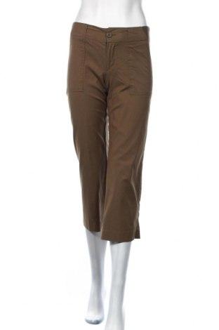 Γυναικείο παντελόνι Mossimo, Μέγεθος XS, Χρώμα Πράσινο, 67% βαμβάκι, 31% πολυαμίδη, 2% ελαστάνη, Τιμή 1,86€