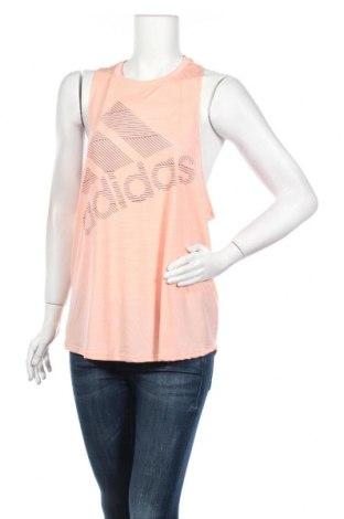 Дамски потник Adidas, Размер XL, Цвят Розов, Полиестер, Цена 44,25лв.