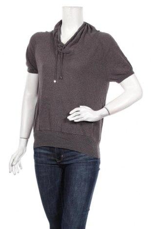 Дамски пуловер Elena Miro, Размер S, Цвят Сив, 60% вискоза, 40% памук, Цена 30,24лв.