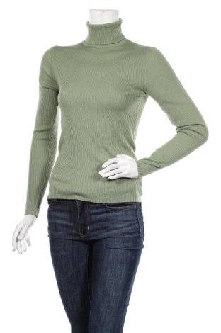 Γυναικείο πουλόβερ Massimo Dutti, Μέγεθος S, Χρώμα Πράσινο, Τιμή 37,11€