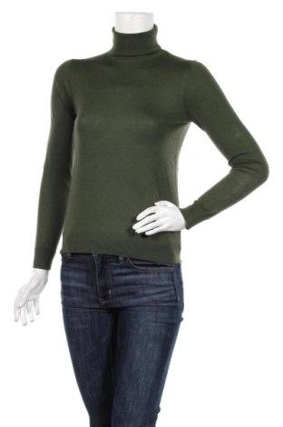 Γυναικείο πουλόβερ Massimo Dutti, Μέγεθος S, Χρώμα Πράσινο, Τιμή 31,96€