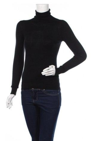 Γυναικείο πουλόβερ Massimo Dutti, Μέγεθος S, Χρώμα Μαύρο, Τιμή 31,96€