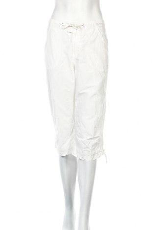 Дамски спортен панталон Columbia, Размер S, Цвят Бял, 70% памук, 30% полиамид, Цена 8,32лв.