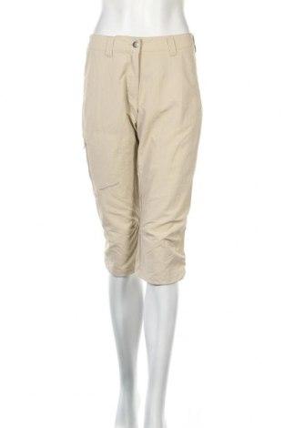 Дамски спортен панталон Moorhead, Размер S, Цвят Бежов, Полиамид, Цена 6,40лв.
