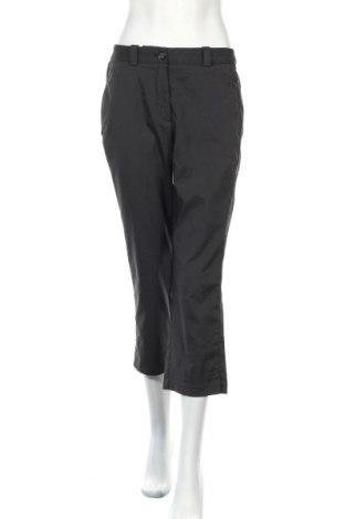 Дамски спортен панталон Nike, Размер M, Цвят Сив, 95% полиестер, 5% еластан, Цена 6,20лв.