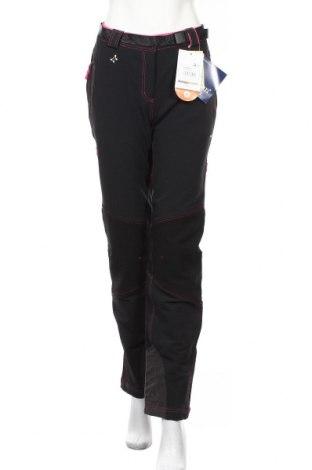 Дамски спортен панталон Trangoworld, Размер L, Цвят Син, 38% полиуретан, 43% полиестер, 7% еластан, 11% полиамид, 1% други тъкани, Цена 48,65лв.