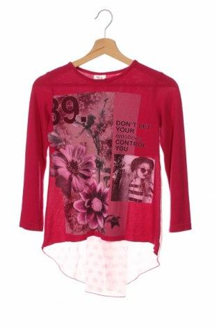 Детска блуза, Размер 11-12y/ 152-158 см, Цвят Розов, Цена 18,90лв.