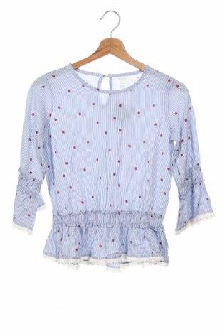Детска блуза Arizona Jean Co, Размер 14-15y/ 168-170 см, Цвят Син, Вискоза, Цена 4,46лв.