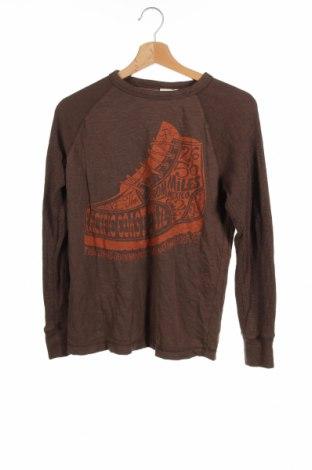 Детска блуза Cherokee, Размер 12-13y/ 158-164 см, Цвят Кафяв, Памук, Цена 8,82лв.
