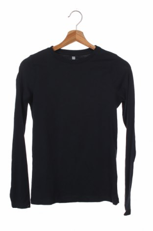 Детска блуза Hema, Размер 12-13y/ 158-164 см, Цвят Син, 95% памук, 5% еластан, Цена 6,83лв.