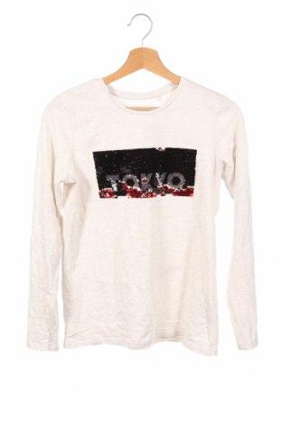 Детска блуза Here+There, Размер 15-18y/ 170-176 см, Цвят Сив, 98% памук, 2% вискоза, Цена 11,60лв.