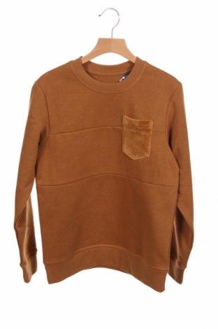 Детска блуза Jack & Jones, Размер 10-11y/ 146-152 см, Цвят Оранжев, 65% полиестер, 35% памук, Цена 21,45лв.