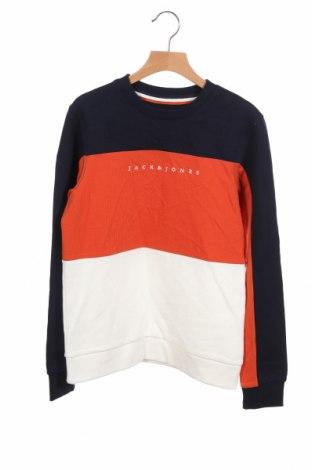 Детска блуза Jack & Jones, Размер 10-11y/ 146-152 см, Цвят Многоцветен, 100% памук, Цена 27,30лв.