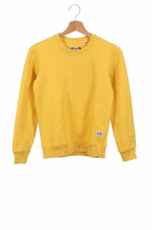 Детска блуза Jack & Jones, Размер 11-12y/ 152-158 см, Цвят Жълт, 50% памук, 50% полиестер, Цена 19,50лв.