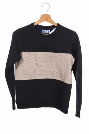 Детска блуза Jack & Jones, Размер 10-11y/ 146-152 см, Цвят Син, 65% памук, 35% полиестер, Цена 19,50лв.
