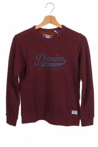 Детска блуза Jack & Jones, Размер 10-11y/ 146-152 см, Цвят Червен, 100% памук, Цена 29,25лв.