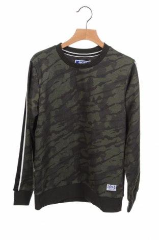 Детска блуза Jack & Jones, Размер 10-11y/ 146-152 см, Цвят Зелен, 100% полиестер, Цена 26,52лв.