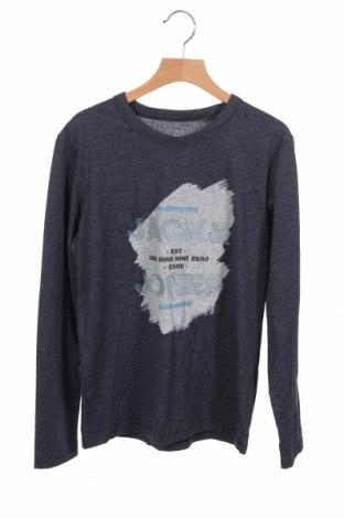 Детска блуза Jack & Jones, Размер 10-11y/ 146-152 см, Цвят Син, 68% памук, 32% полиестер, Цена 27,30лв.