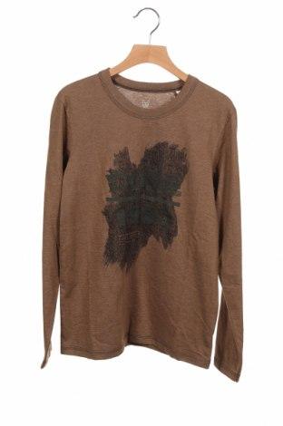 Детска блуза Jack & Jones, Размер 10-11y/ 146-152 см, Цвят Бежов, 68% памук, 32% полиестер, Цена 19,50лв.