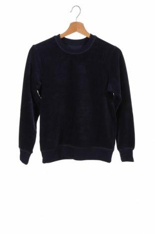Детска блуза Jack & Jones, Размер 11-12y/ 152-158 см, Цвят Син, 65% памук, 33% полиестер, 2% еластан, Цена 27,30лв.