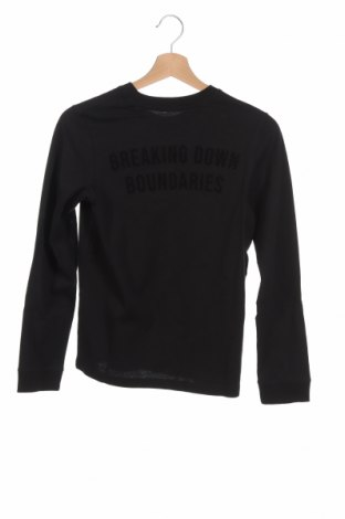 Детска блуза Jack & Jones, Размер 11-12y/ 152-158 см, Цвят Черен, Памук, Цена 26,52лв.