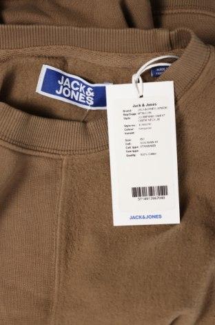 Детска блуза Jack & Jones, Размер 11-12y/ 152-158 см, Цвят Зелен, Памук, Цена 26,52лв.