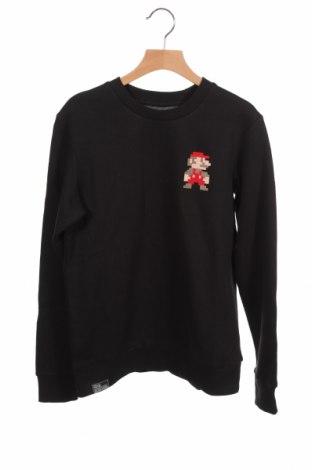 Детска блуза Jack & Jones, Размер 10-11y/ 146-152 см, Цвят Черен, 80% памук, 20% полиестер, Цена 29,25лв.