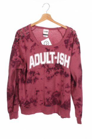 Детска блуза Jerry Leigh, Размер 15-18y/ 170-176 см, Цвят Розов, 61% памук, 39% полиестер, Цена 18,74лв.