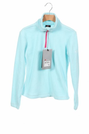 Детска поларена блуза Nevica, Размер 8-9y/ 134-140 см, Цвят Син, Полиестер, Цена 46,92лв.