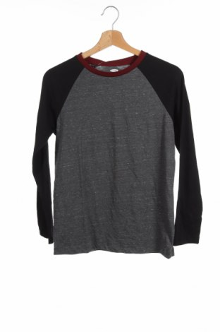 Детска блуза Old Navy, Размер 13-14y/ 164-168 см, Цвят Сив, 60% памук, 40% полиестер, Цена 9,45лв.