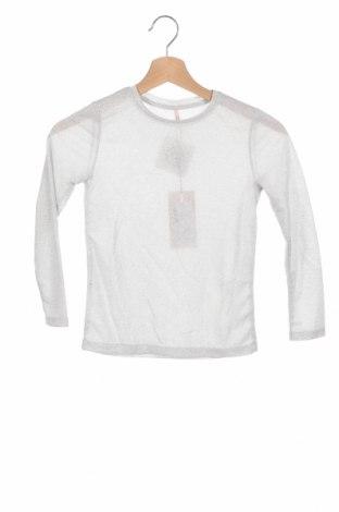 Детска блуза Only, Размер 6-7y/ 122-128 см, Цвят Сив, Цена 18,70лв.