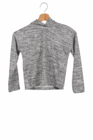 Детска блуза Only, Размер 6-7y/ 122-128 см, Цвят Сив, 80% полиестер, 20% вискоза, Цена 24,48лв.