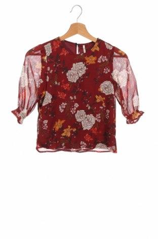 Детска блуза Only, Размер 6-7y/ 122-128 см, Цвят Многоцветен, Полиестер, Цена 24,48лв.