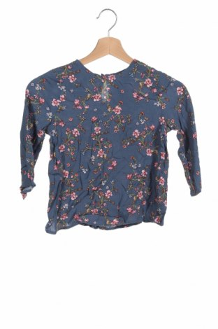Детска блуза Only, Размер 6-7y/ 122-128 см, Цвят Син, Вискоза, Цена 24,48лв.